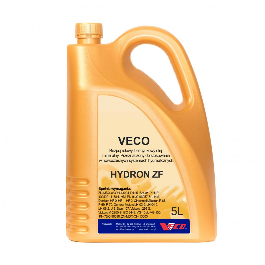 Veco Hydron ZF   Vecooil